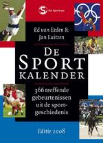 De sportkalender 2008 - Ed van Eeden, Jan Luitzen (ISBN 9789029564786)