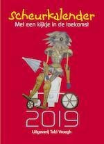 Scheurkalender met een kijkje in de toekomst 2018 - Diverse auteurs (ISBN 9789078761556)