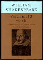 Verzameld werk - William Shakespeare, Willy Courteaux (ISBN 9789024275793)