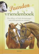 Paarden vriendenboek - Znu (ISBN 9789044720013)