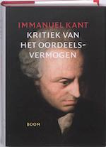 Kritiek van het oordeelsvermogen - Immanuel Kant (ISBN 9789085063483)