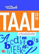 Van Dale Taalscheurkalender 2018 - Ton den Boon (ISBN 9789460773457)