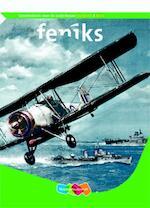 Feniks 3 havo Leesboek - Robert Boonstra, Cor van der Heijden, Raymond de Kreek, Idzard van Manen (ISBN 9789006466096)