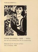 Frans Masereel (1889-1972) - Francine de Nave