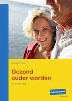 Gezond ouder worden - G. Dom (ISBN 9789059511316)