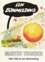 Een Bommelding - M. Toonder (ISBN 9789023452997)