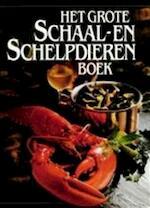 Het grote schaal- en schelpdieren boek - Christian Teubner, H. Blohm (ISBN 9789065900685)