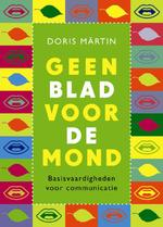 Geen blad voor de mond - D. Martin (ISBN 9789058716316)