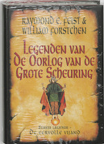 De eervolle vijand - Raymond E Feist, William Forstchen (ISBN 9789022536353)