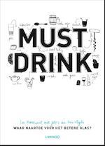 Must drink - Luc Hoornaert (ISBN 9789401416221)