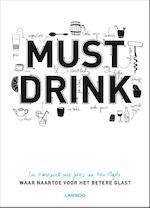 Must drink - Luc Hoornaert (ISBN 9789401415385)