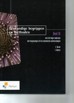 Wiskundige begrippen en methoden deel 1b - Christian Biront; Johan Deprez (ISBN 9789030136873)