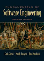 Fundamentals of Software Engineering - Carlo Ghezzi, Mehdi Jazayeri, Dino Mandrioli (ISBN 9780130991836)