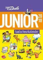 Van Dale Junior taalscheurkalender 2018 - Ton den Boon, Wim Daniëls (ISBN 9789460773464)