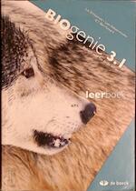 BIOgenie 3.1 - leerboek - Luc D'haeninck, Leen Dekeersmaeker (ISBN 9789045539591)