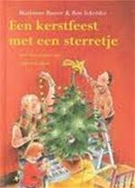 Een kerstfeest met een sterretje - Marianne Busser, Ron Schröder, Ingrid Godon (ISBN 9789026987649)