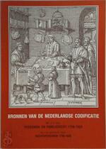 Bronnen van de Nederlandse codificatie