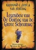 Legenden van de oorlog van de grote scheuring - Raymond E. Feist, Amp, S.M. Stirling (ISBN 9789022534847)