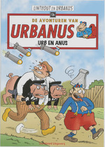 Urb en Anus - Willy Linthout, Urbanus (ISBN 9789002224584)