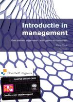Introductie in management - Peter Thuis, Peter T.H.J. Thuis (ISBN 9789001816278)