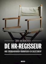 De HR-regisseur - Marc Van Hemelrijck (ISBN 9789033495182)