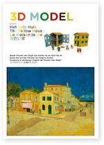 Het gele huis van Van Gogh, Bouwplaat