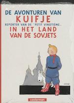 Kuifje 01. kuifje in het land van de sovjets - Herge (ISBN 9789030325451)