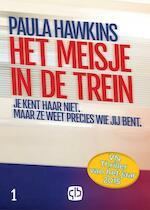 Het meisje in de trein - Paula Hawkins (ISBN 9789036430951)