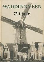 Waddinxveen 750 jaar - Wim Verboom (ISBN 9789028823334)