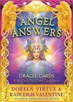 Angel Answers Oracle Cards - Doreen Virtue, Radleigh Valentine (ISBN 9781401945909)
