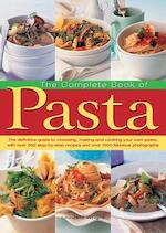 The Complete Book of Pasta - Jeni Wright (ISBN 9781843095453)