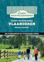 DICHT Groot Wandelboek Vlaanderen - Michael Cassaert (ISBN 9789020991031)