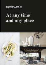 Graanmarkt 13 - At any time and any place - Rosa Park (ISBN 9789401456418)