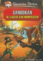De Tijgers van Mompracem - Geronimo Stilton (ISBN 9789054617549)