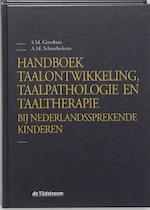 Handboek taalontwikkeling, taalpathologie en taaltherapie