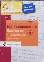 Basisvaardigheden Spelling en Interpunctie - Marja Bout, Han De Bruijn (ISBN 9789001774400)