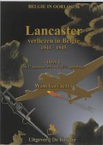 Avro Manchester en Avro Lancaster verliezen in Belgie 1941-1945