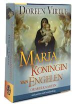 Maria, Koningin van Engelen orakelkaarten - Doreen Virtue (ISBN 9789085081838)