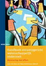 Handboek ontwerpgericht wetenschappelijk onderzoek (ISBN 9789460944161)