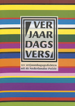 Verjaardagsvers - Unknown (ISBN 9789077487549)