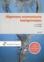 Algemene economische basisprincipes - D.J. de Jong, C.J. de Lange (ISBN 9789001845094)