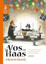 Ik leer lezen met Vos en Haas - Ik lees als Haas - Vos en Haas vieren feest - Sylvia Vanden Heede (ISBN 9789401434928)