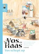 Ik leer lezen met Vos en Haas - Ik lees als Vos - Vos schept op - nieuwe editie - Sylvia Vanden Heede (ISBN 9789401434911)