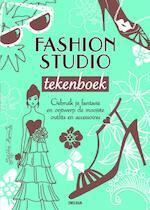 Fashion studio Tekenboek