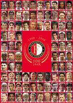 100 Jaar Feyenoord - Michiel van Egmond (ISBN 9789067970037)