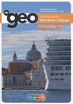 De Geo bovenbouw havo 5e editie studieboek (Over)leven in Europa - F. Jutte, A.M. Peters (ISBN 9789006619157)
