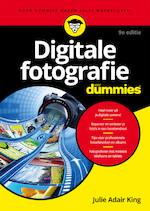 Digitale fotografie voor Dummies, 9e editie - Julie Adair King (ISBN 9789045354736)