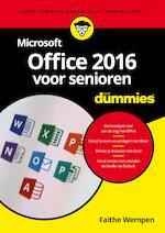 Microsoft Office 2016 voor senioren voor Dummies - Faithe Wempen (ISBN 9789045354972)