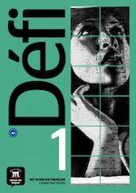Défi 1 livre de l'élève + Cd. A1 (ISBN 9788417249656)