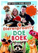 Het DierenpraatTV Doeboek - Britt Dekker, Richard Versluis (ISBN 9789045213194)
